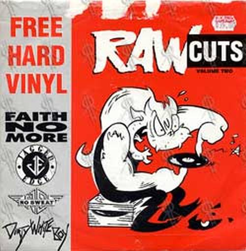 VARIOUS ARTISTS - Raw Cuts: Volume Two - 1
