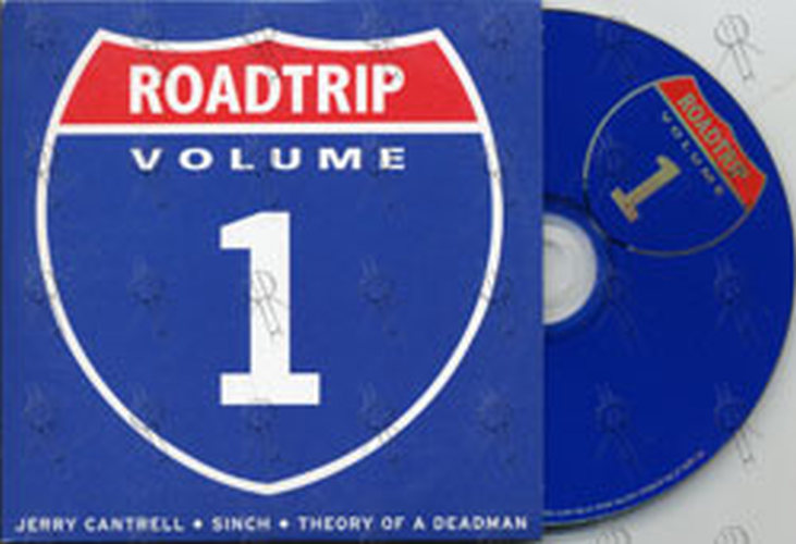VARIOUS ARTISTS - Roadtrip Volume 1 - 1