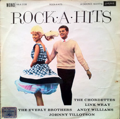 VARIOUS ARTISTS - Rock-A-Hits - 1