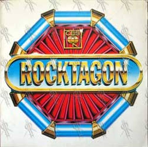 VARIOUS ARTISTS - Rocktagon - 1