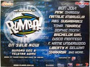 VARIOUS ARTISTS - 'Rumba!