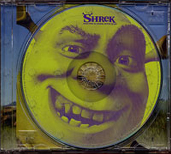 Various Artists Shrek Music From The Original Motion Picture Album Cd Rare Records