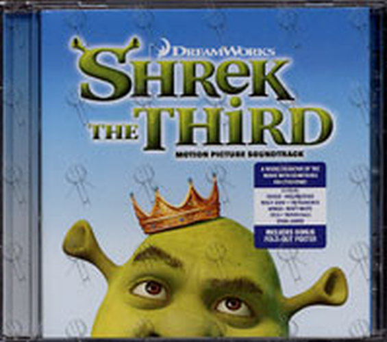 Various Artists Shrek The Third Motion Picture