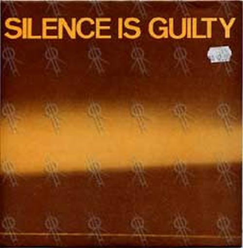VARIOUS ARTISTS - Silence Is Guilty - 1