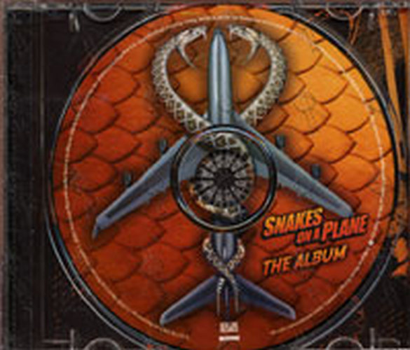 Various Artists Snakes On A Plane The Album Album Cd