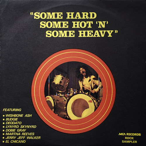 VARIOUS ARTISTS - Some Hard
