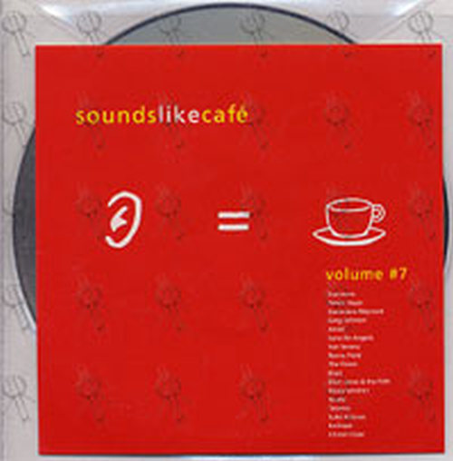 VARIOUS ARTISTS - Sounds Like Cafe: Volume 7 - 1