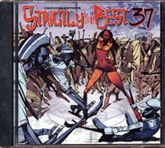 VARIOUS ARTISTS - Strictly The Best 37 - 1