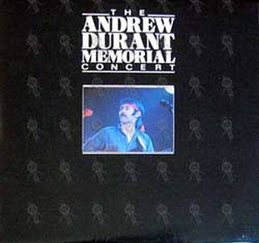 Various Artists The Andrew Durant Memorial Concert 12