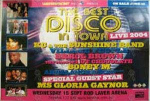 VARIOUS ARTISTS - 'The Best Disco In Town