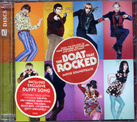 Various Artists The Boat That Rocked Movie Soundtrack