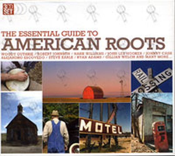VARIOUS ARTISTS - The Essential Guide To American Roots - 1