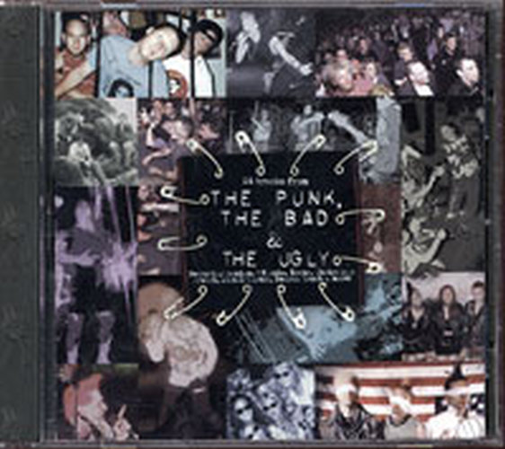 VARIOUS ARTISTS - The Punk