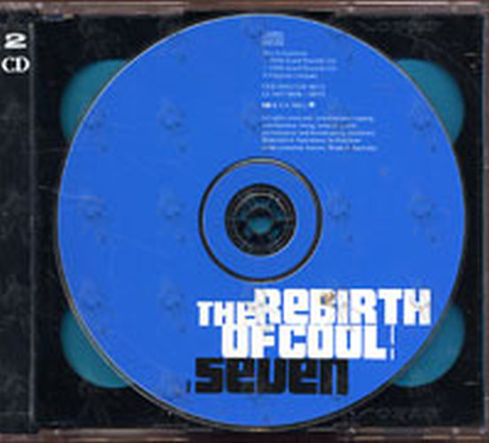 Various Artists The Rebirth Of Cool Seven Album Cd