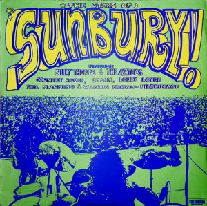 VARIOUS ARTISTS - The Stars Of Sunbury - 1