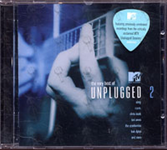 VARIOUS ARTISTS - The Very Best Of MTV Unplugged 2 - 1