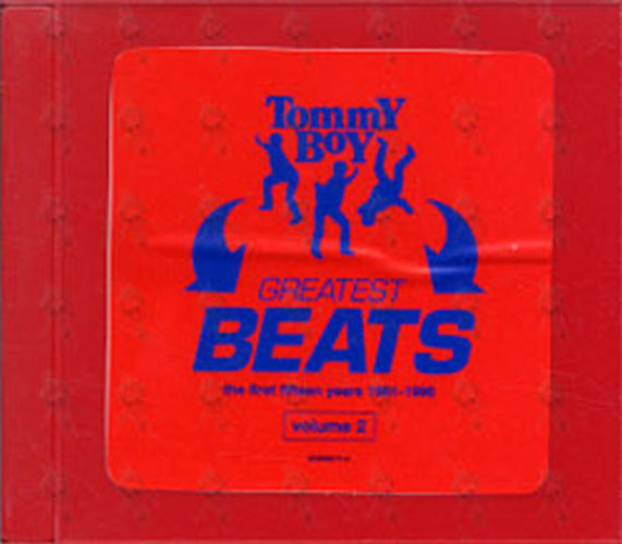 Various Artists Tommy Boy Greatest Beats Volume 2