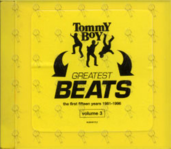 Various Artists Tommy Boy Greatest Beats Volume 3