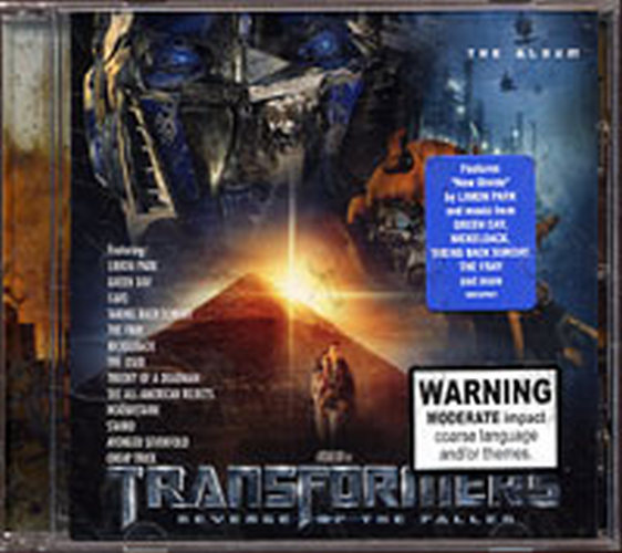 Various Artists Transformers Revenge Of The Fallen