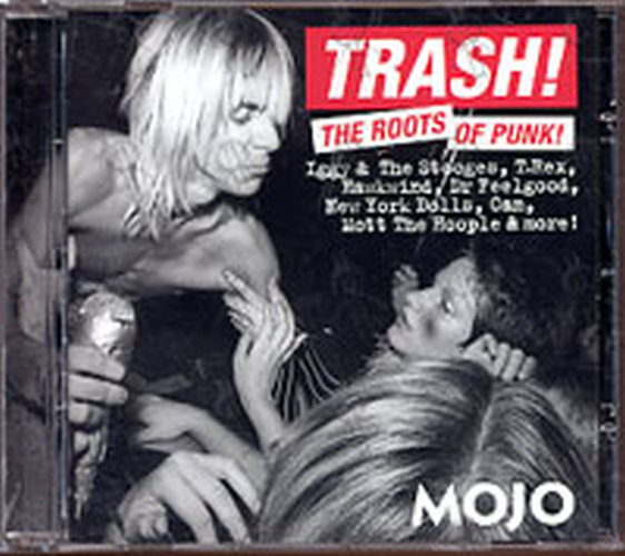 VARIOUS ARTISTS - Trash! The Roots Of Punk! - 1