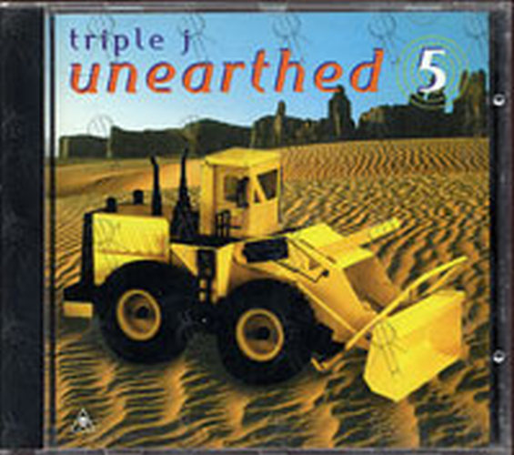 VARIOUS ARTISTS - Triple J Unearthed 5 - 1