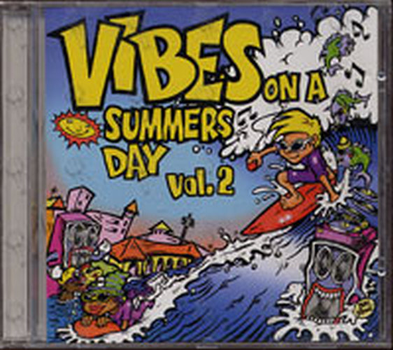 VARIOUS ARTISTS - Vibes On A Summers Day Vol. 2 - 1