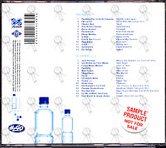 VARIOUS ARTISTS - Water (The Elements) - 2