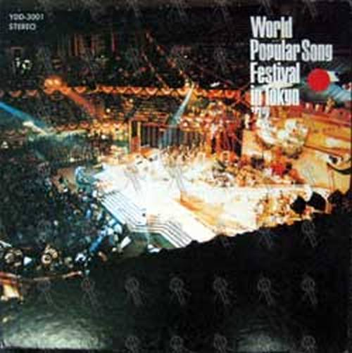 Various Artists World Popular Song Festival In Tokyo 72