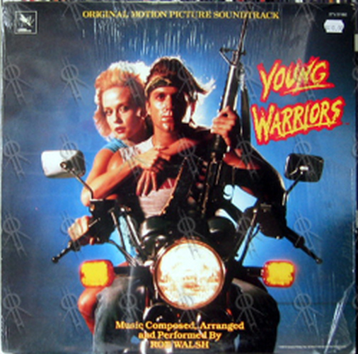 VARIOUS ARTISTS - Young Warriors - 1