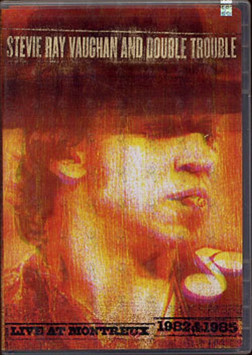 Vaughan Stevie Ray And Double Trouble Live At Montreux