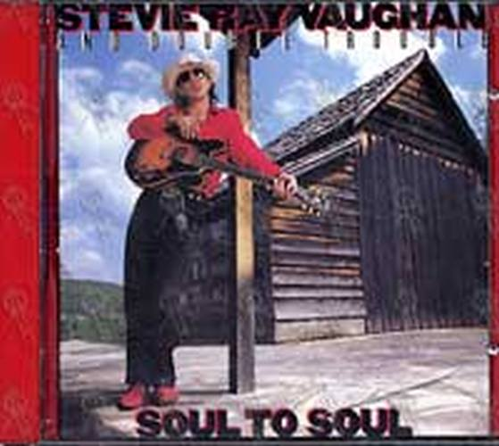 VAUGHAN-- STEVIE RAY AND DOUBLE TROUBLE - Soul To Soul - 1