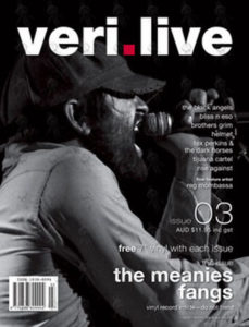 VERI.LIVE - veri.live Issue 03 - With Bonus Split 7'' - 1