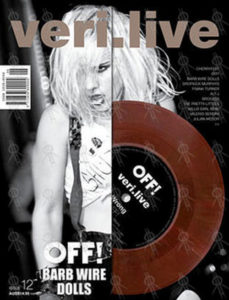 VERI.LIVE - veri.live Issue 12 - With Bonus Split 7'' - 1