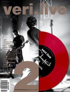 VERI.LIVE - veri.live Issue 13 - With Bonus Split 7'' - 1
