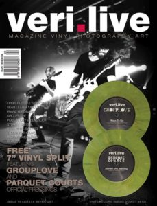 VERI.LIVE - veri.live Issue 15 - With Bonus Split 7'' - 1