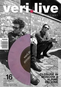 VERI.LIVE - veri.live Issue 16 - With Bonus Split 7'' - 1