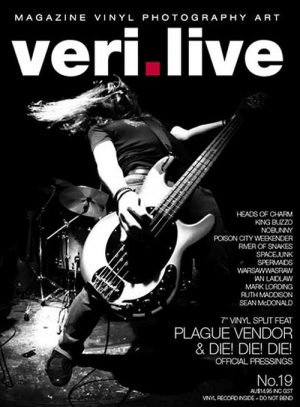 VERI.LIVE - veri.live Issue 19 - With Bonus Split 7'' - 1