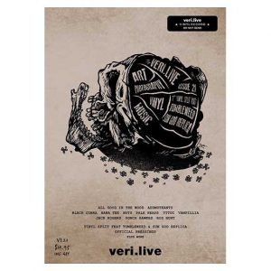 VERI.LIVE - veri.live Issue 21 - With Bonus Split 7'' - 1