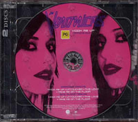 "the veronicas hook me up album tracklist List of all the veronicas tour dates and concerts the sisters' sophomore album ""hook me up"" was released in 2007 and took the girls in a more synth."