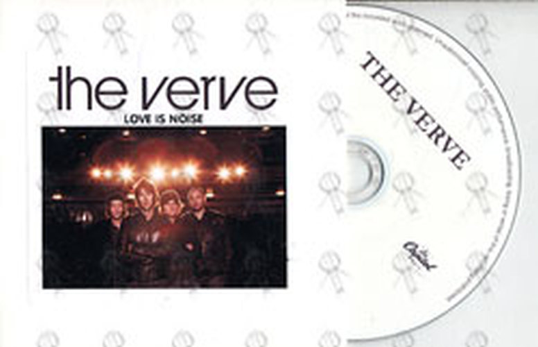 VERVE-- THE - Love Is Noise - 1