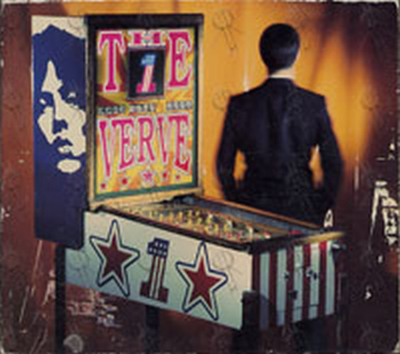 Verve The Rather Be Cd Rare Records