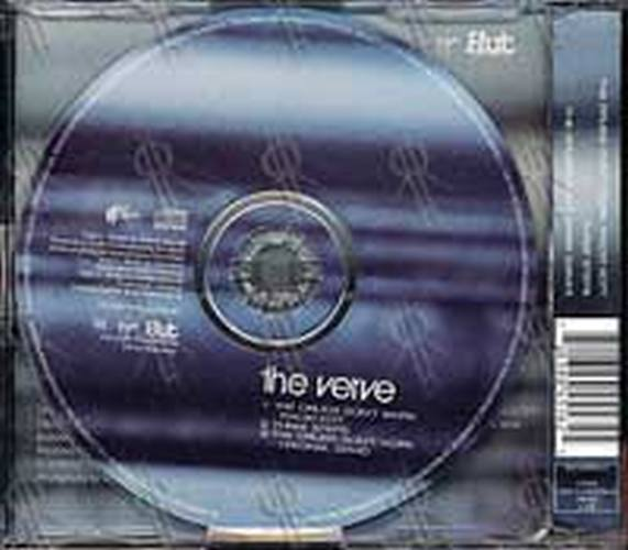 Verve The The Drugs Don T Work Cd Single Ep Rare