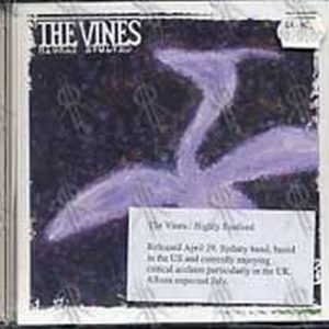 Vines The Winning Days Cd Single Ep Rare Records