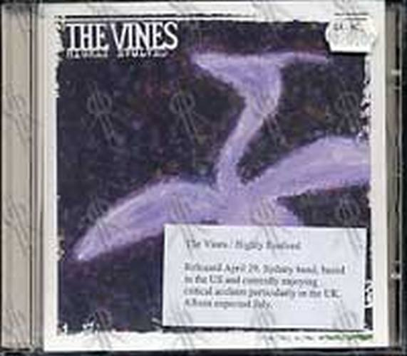 Vines The Highly Evolved Cd Single Ep Rare Records