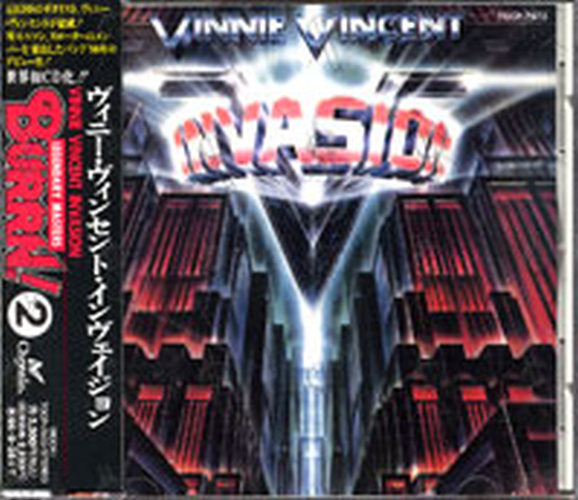 Vinnie Vincent Invasion Vinnie Vinvent Invasion Album