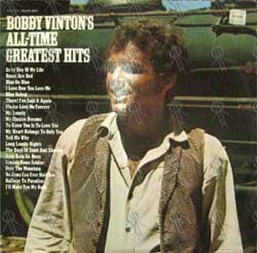 VINTON-- BOBBY - All-Time Greatest Hits - 1