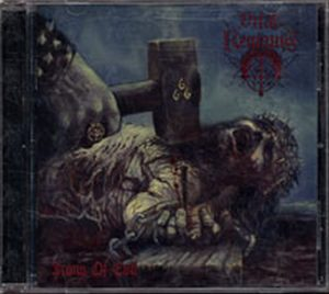 VITAL REMAINS - Icons Of Evil - 1
