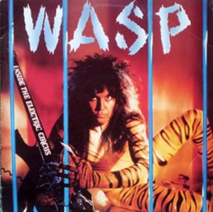 W.A.S.P. - Inside The Electric Circus - 1