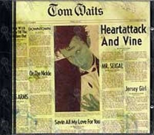 WAITS-- TOM - Heartattack And Vine - 1