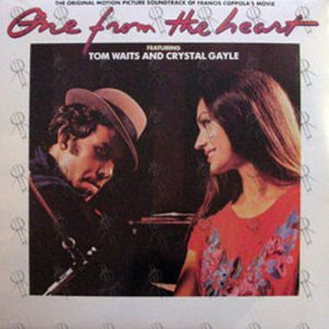 WAITS-- TOM - One From The Heart (Soundtrack) - 1